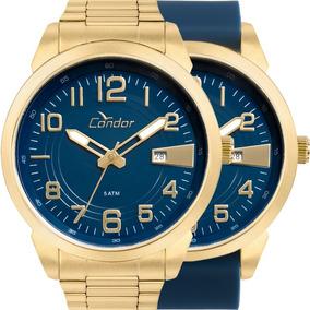 Relógio Condor Masculino Troca Pulseira Co2115ktn/t4a