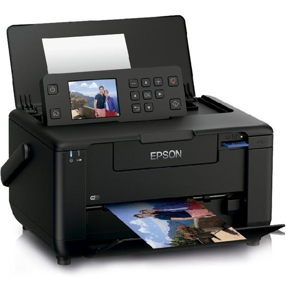 Impressora Epson Portátil Picturemate Fotográfica Pm 525