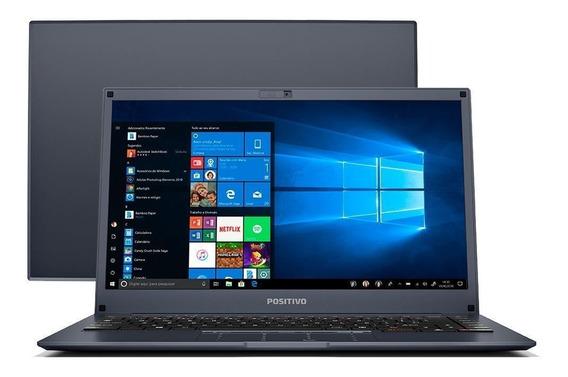 Notebook Motion Q232b Tela 14 Pol Intel Atom 2gb 32ssd Win10