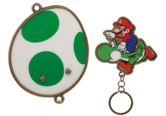 Llavero Magnético Mario Bros Yoshi