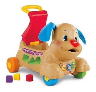 Perrito Camina Conmigo Fisher Price Mattel