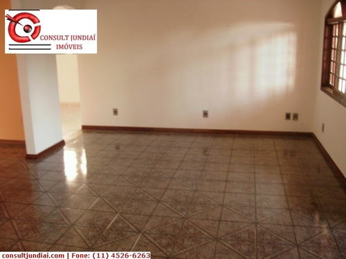 Imagem 1 de 29 de Casas À Venda  Em Jundiaí/sp - Compre A Sua Casa Aqui! - 861877