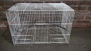 Jaula Para Mascotas (lote De 3 Unidades)