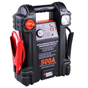 Auxiliar De Partida 500a 12v Com Luz De Emergência-blackdeck