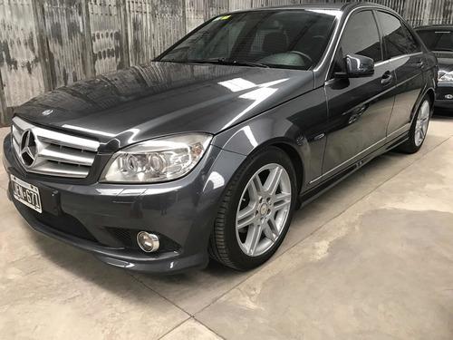 Mercedes-benz C250 Avantgard A/t 7vel.. Kit Amg,. 2011 Pemto