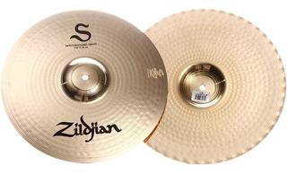 Pareja Hi Hat Mastersound Zildjian S Series 14