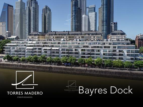 Alquiler 3 Dormitorios Sobre El Dique En Bayres Dock !!