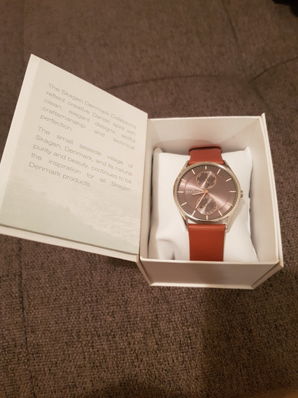 Relógio Skagen Impecável