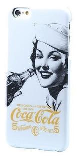 Funda Colección Coca-cola iPhone 6s Plus, 6 Plus Golden Msi