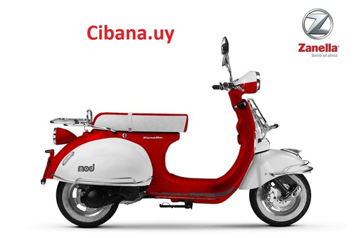 Imagen 1 de 5 de Moto Zanella Styler 125cc Mod