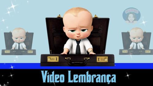 Projeto Proshow Poderoso Chefinho Vídeo Lembrança  30 Fotos