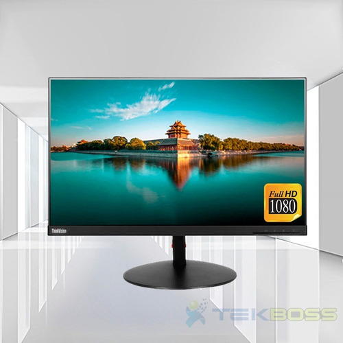 Monitor Lenovo Thinkvision 23.8  Full Hd