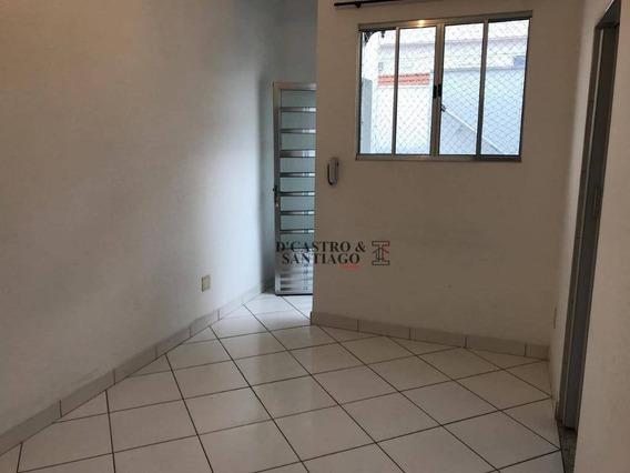 Casa Com 1 Dormitório Para Alugar, 60 M² Por R$ 1.250/mês - Mooca - São Paulo/sp - Ca0084