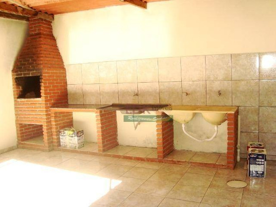 Sobrado Com 3 Dormitórios À Venda, 180 M² Por R$ 255.000,00 - Mantiqueira - Pindamonhangaba/sp - So0640