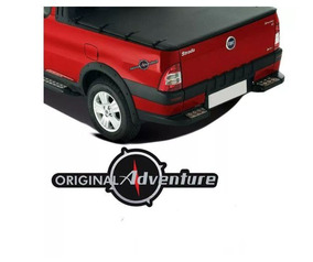 Adesivo Adventure Doblo Strada Original 51808689