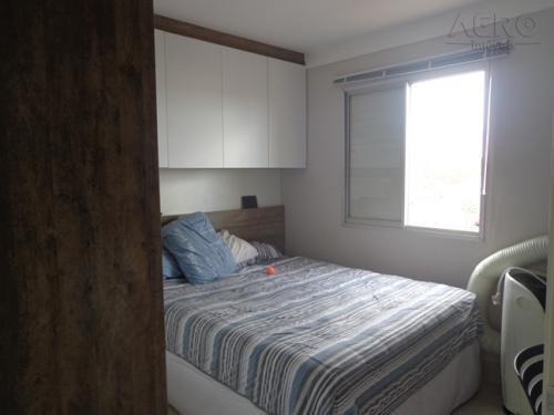 Apartamento Residencial À Venda, Parque Jardim Europa, Bauru - Ap0857. - Ap0857
