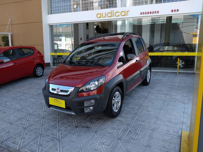 Fiat Idea 1.8 16v Adventure Flex Dualogic 5p Impecavel