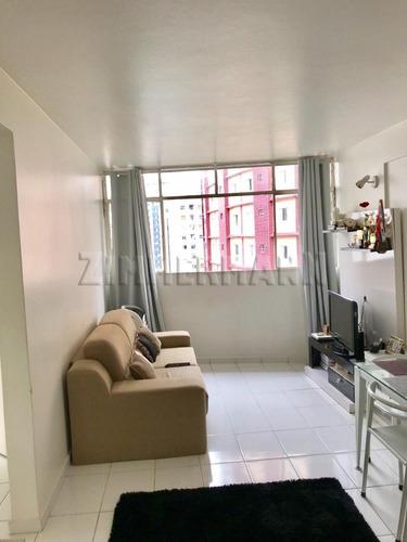 Imagem 1 de 10 de Apartamento - Consolacao - Ref: 106970 - V-106970