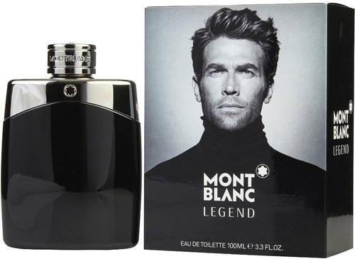 Locion Perfume Mont Blanc Legend 100 Ml