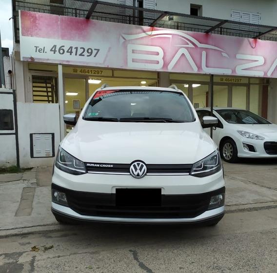 Volkswagen Suran Cross Hignline 1.6 - Mod 2015 Nafta/gnc