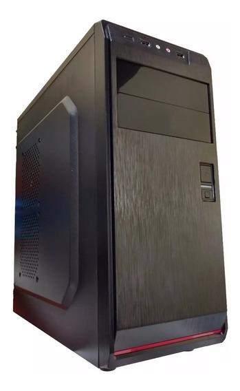 Pc Cpu Core I3 C/video 8gb Ram Disco Ssd 240gb C/nuevo