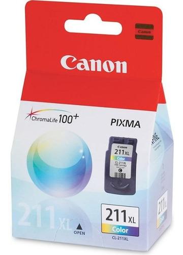 Imagen 1 de 2 de Canon Tinta Cl-211xl Color 13ml