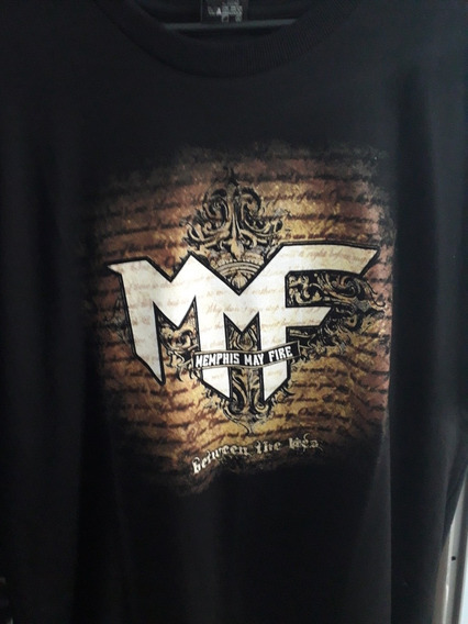 Camiseta - Memphis May Fire - Between The Lies - M
