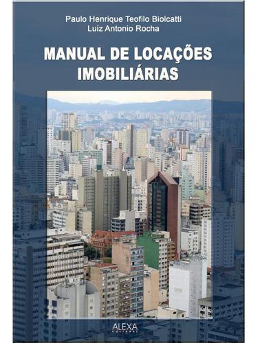 Imagem 1 de 1 de 30% Off - Manual De Locação Imobiliária