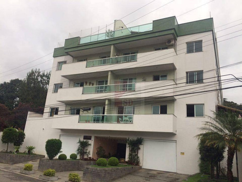 Apartamento Com 2 Dormitórios À Venda, 60 M² Por R$ 470.000,00 - Vale Do Paraíso - Teresópolis/rj - Ap0485