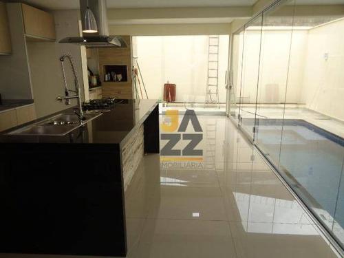 Imagem 1 de 30 de Casa Com 3 Dormitórios À Venda, 196 M² Por R$ 915.000,00 - Condomínio Reserva Das Paineiras - Piracicaba/sp - Ca12955