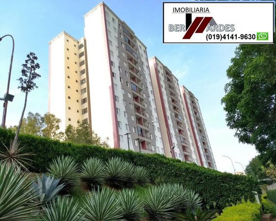 Apartamento Para Venda No Condomínio Quintas Do Verde, Jardim Antonio Von Zuben, Campinas - Ap00380 - 33403324