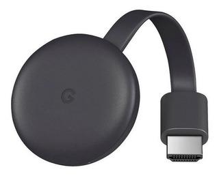 Google Chromecast 3 Tv 3da Generacion Cromecast
