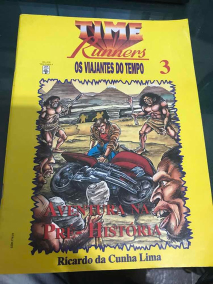 Revista Time Runners Volume 3