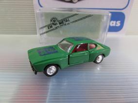 Schuco Rei 1:66 Zf Manaus - Ford Capri Com Caixa Original