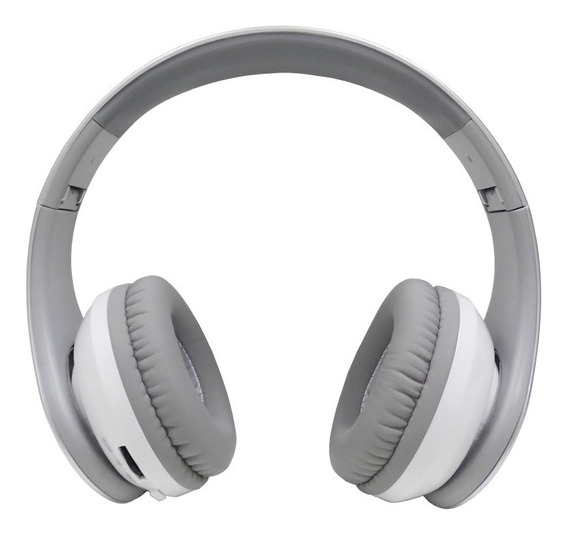 Headphone Bluetooth Goldentec Gt - Prata (bt1513pta)