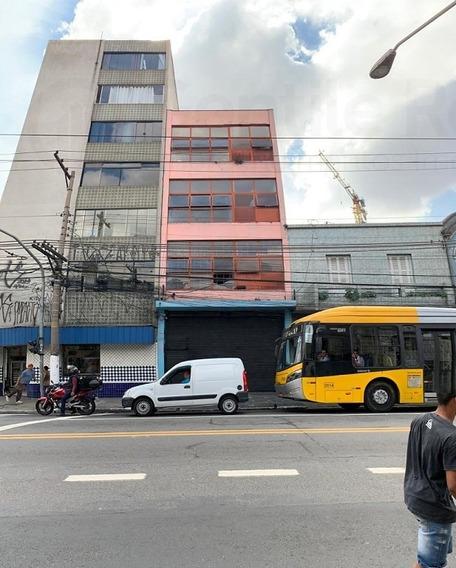 Comercial Para Aluguel, 0 Dormitórios, Belenzinho - São Paulo - 341
