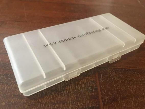Case Plástico Para Pilhas Aa E Ou Aaa
