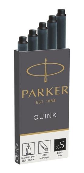 Cartucho Tinta Para Plumas Fuente Estilográficas Parker