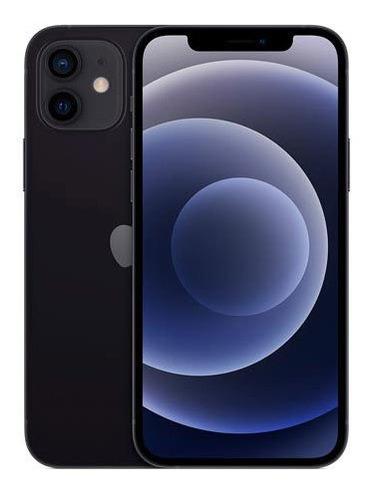 Celular Smartphone Apple iPhone 12 Mini 64gb Preto - Dual Chip