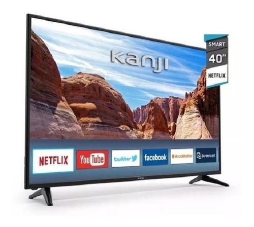 Tv Led Smart 40  Kanji Kj-4xtl005