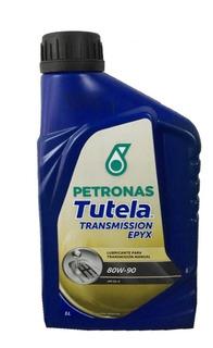 Aceite Petronas Tutela Car Epyx 80w-90 Api Gl-4 1 Litro