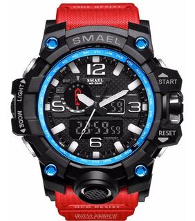 Reloj Militar Smael Sumergible