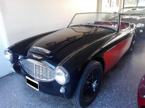 Austin Healey Mkii 3000 Año 1960.