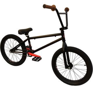 Bicicleta Bmx Freestyle Fad Pro Palancas 3 Piezas Driver 9