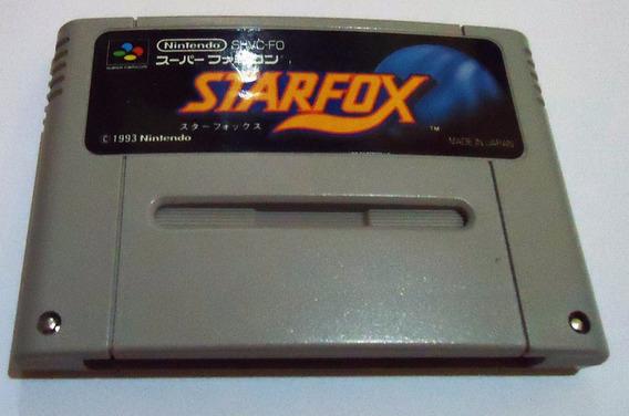 Star Fox - Super Nintendo