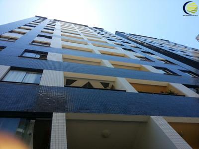 Excelente Apartamento Em Prédio Pastilhado Com Infra De Lazer Em Rua Sem Saída Com Segurança Privativa E Monitoramento Por Câmeras - 091018rn2 - 33216601