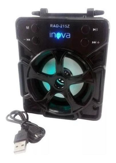 Caixa De Som Bluetooth Inova 215z