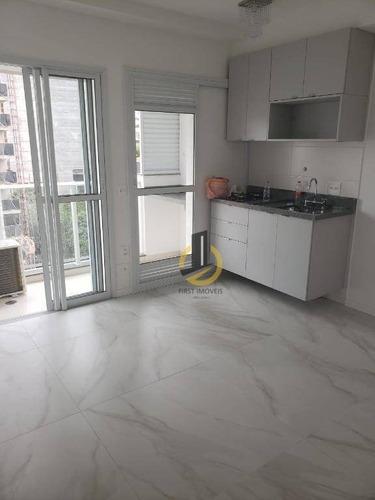 Imagem 1 de 30 de Apartamento Com 2 Dormitórios À Venda, 49 M² Por R$ 650.000,00 - Vila Mariana - São Paulo/sp - Ap1647