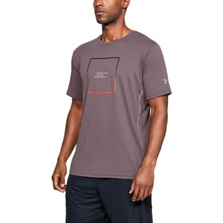 Remera Sc30 Box Logo Under Armour