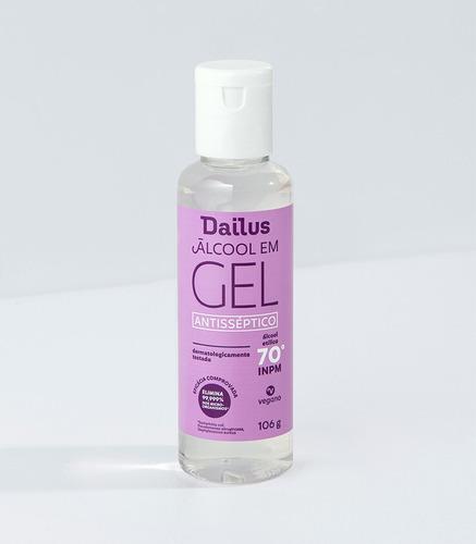 Dailus Álcool Gel 70%